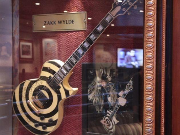 Zakk Wylde's Signature Gibson Les Paul Custom