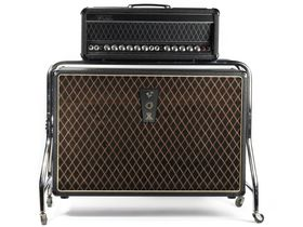 George Harrison's Vox amp to be auctioned