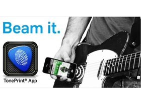 TC Electronic unveil magic TonePrint app