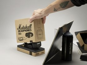 Marshall amp headphones