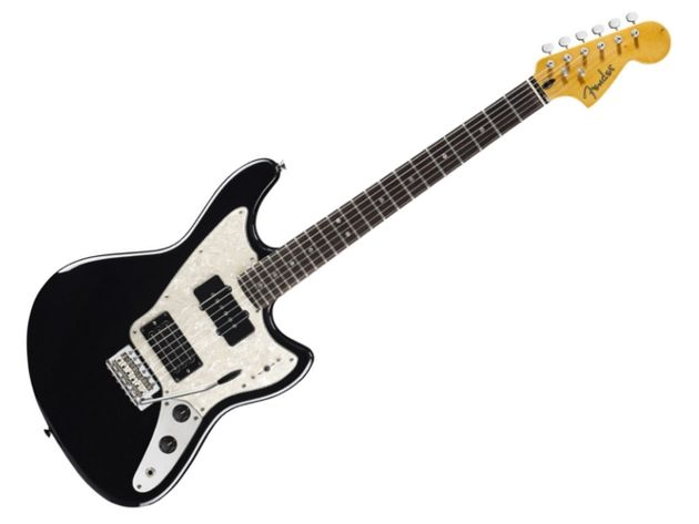 Fender Modern Player Marauder (Black)