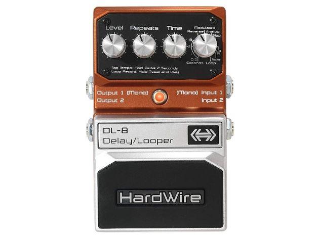 DigiTech Hardwire DL8