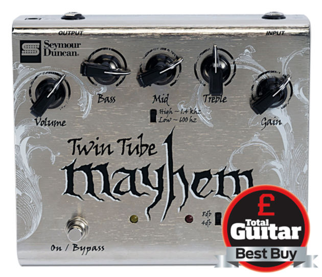 Seymour Duncan Twin Tube Mayhem
