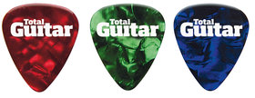 Buying your first guitar - guitar picks