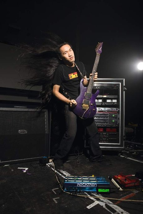 Herman li dragonforce gear list