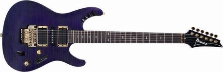 Herman li dragonforce signature guitar