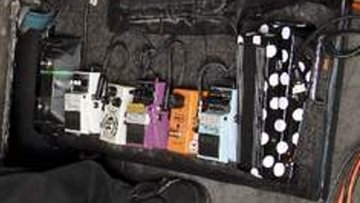 Phil demmel machine head effects pedals