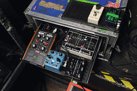Ash guitarist tim wheeler's guitar effects gear list