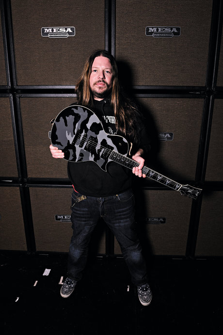 willie adler lamb of god guitar
