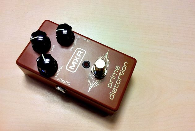 In pictures: MXR M69 Prime Distortion unboxed