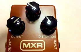 En images : la MXR M69 Prime Distorsion