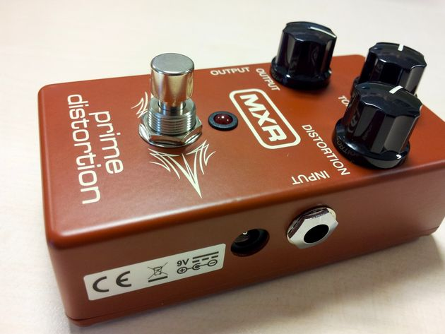 En images : on déballe la MXR M69 Prime Distorsion
