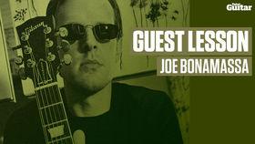 Joe Bonamassa Guest Lesson (TG213)