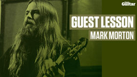 Mark Morton (Lamb Of God) Guest Lesson (TG213)