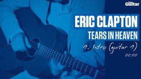 Eric Clapton 'Tears In Heaven' lesson (TG213)