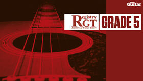 RGT Grade Five Acoustic (TG215)