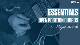 Essentials Lesson: Open Chords (TG215)