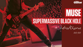 Muse 'Supermassive Black Hole' lesson (TG215)