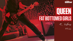 Queen 'Fat Bottomed Girls' lesson (TG216)