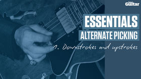 Essentials Lesson: Alternate picking (TG217)