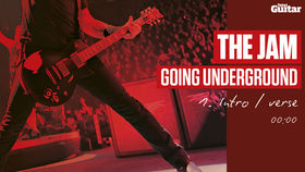 The Jam 'Going Underground' lesson (TG217)