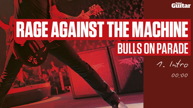 Rage Against The Machine 'Bulls On Parade' lesson (TG217 ...
