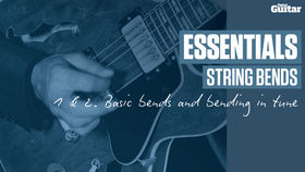 Essentials Lesson: String Bends (TG219)