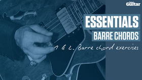 Essentials Lesson: Barre Chords (TG221)