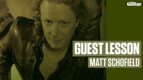 Matt Schofield Guest Lesson (TG222)