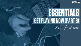Essentials Lesson: Get Playing Now Part Three (TG225)