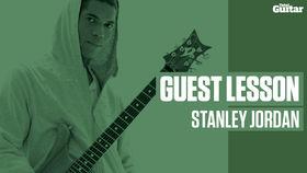 Stanley Jordan Guest Lesson (TG226)
