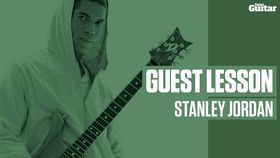 VIDEO: Stanley Jordan Guest Lesson (TG228)