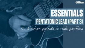 VIDEO: Essentials guitar lesson - Pentatonic Lead Part Three (TG233)