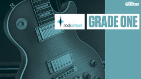 VIDEO: Rockschool Grade One - Single note playing (TG235)
