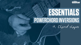 VIDEO: Essentials guitar lesson - Powerchord Inversions (TG237)