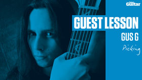 VIDEO: Gus G Guest Lesson (TG237)