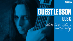 VIDEO: Gus G Guest Lesson (TG238)