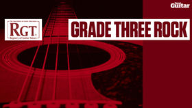 VIDEO: RGT Grade Three Rock - Rhythm playing (TG239)
