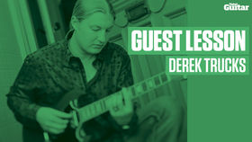 VIDEO: Derek Trucks Guest Lesson (TG239)