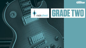 VIDEO: Rockschool Grade Two - Metal tone and powerchord riffing (TG240)