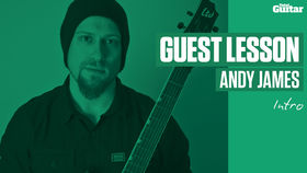 VIDEO: Andy James Guest Lesson (TG241)