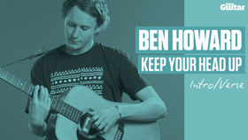 Guitar Lesson: Learn to play Ben Howard - Keep Your Head Up (TG241)