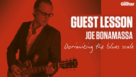 VIDEO: Joe Bonamassa Guest Lesson (TG242)