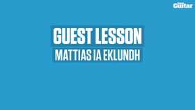 VIDEO: Mattias IA Eklundh Guest Lesson (TG243)