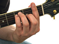 beginner guitar lessons barre chords fig 3