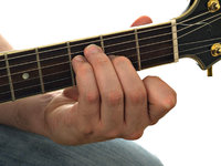 beginner guitar lessons barre chords fig 2