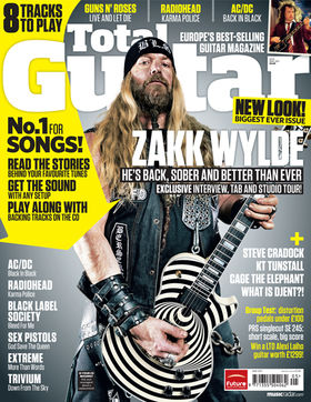 TG214: Zakk Wylde interview, tab and studio tour!