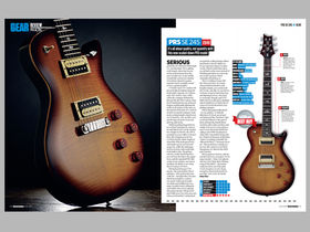 Total Guitar issue 214: Inside the mag