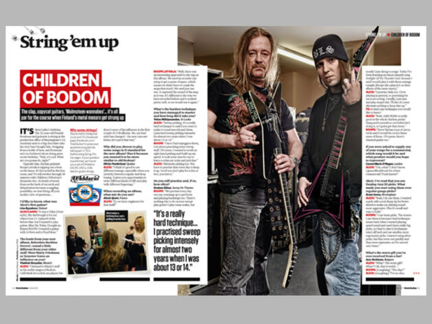 String 'Em Up: Children Of Bodom