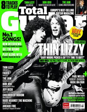 TG217: Thin Lizzy - a guitar legacy